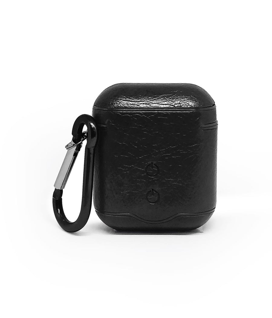 Leather Case Black -  Airpod Case