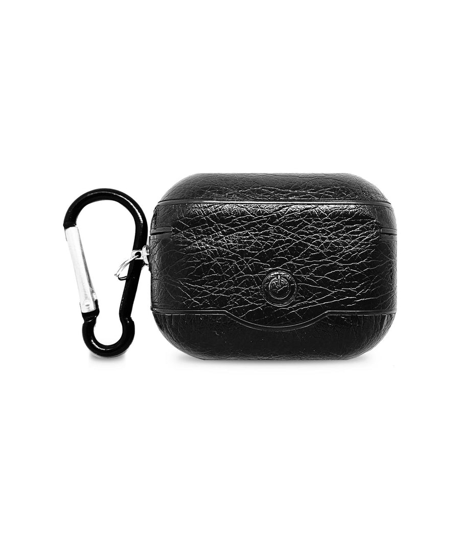 Leather Case Black -  Airpod Pro Case