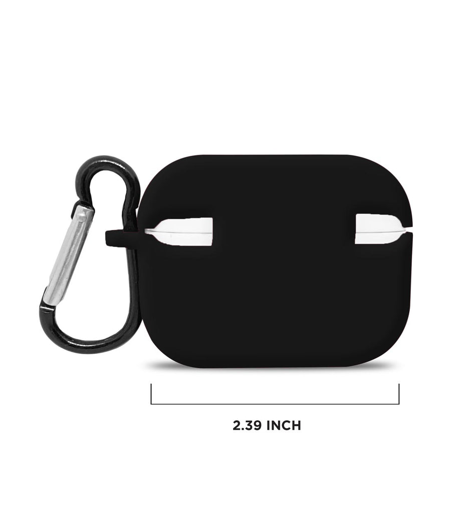 Silicone Case Midnight Black - Airpod Pro Case