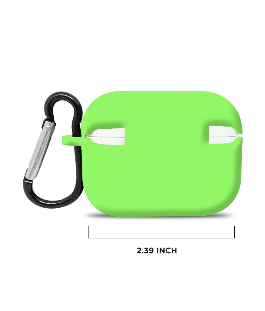 Silicone Case Leaf Green - Airpod Pro Case