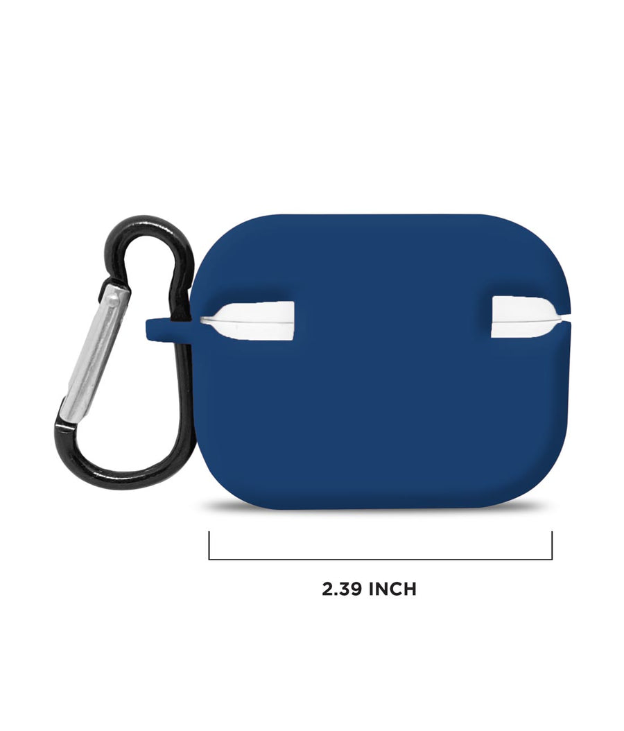 Silicone Case Navy Blue - Airpod Pro Case