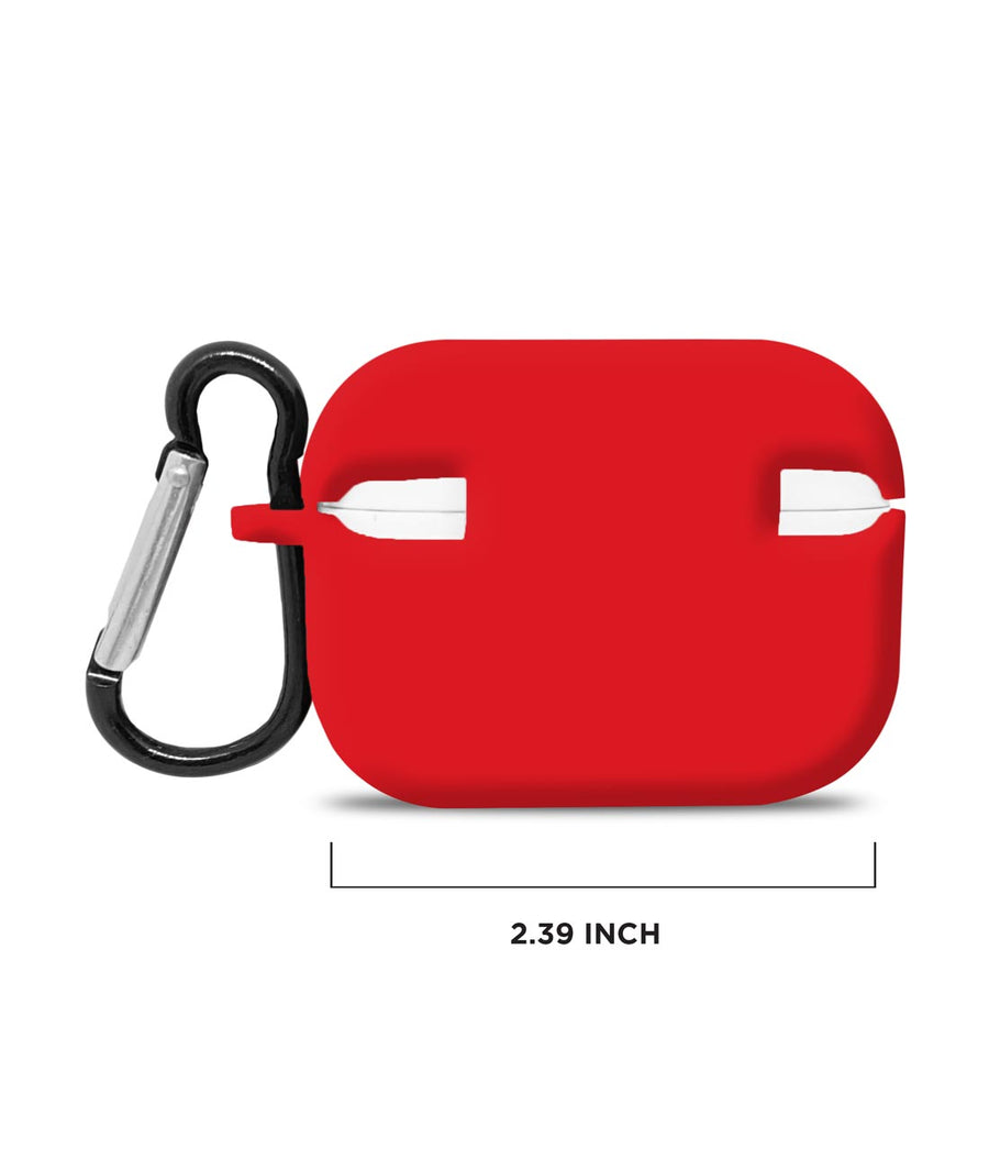 Silicone Case Red - Airpod Pro Case
