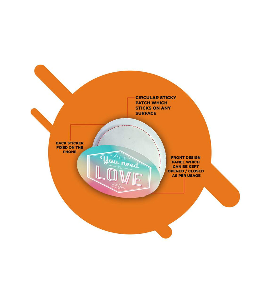 All You Need is Love - Macmerise Sticky Pad