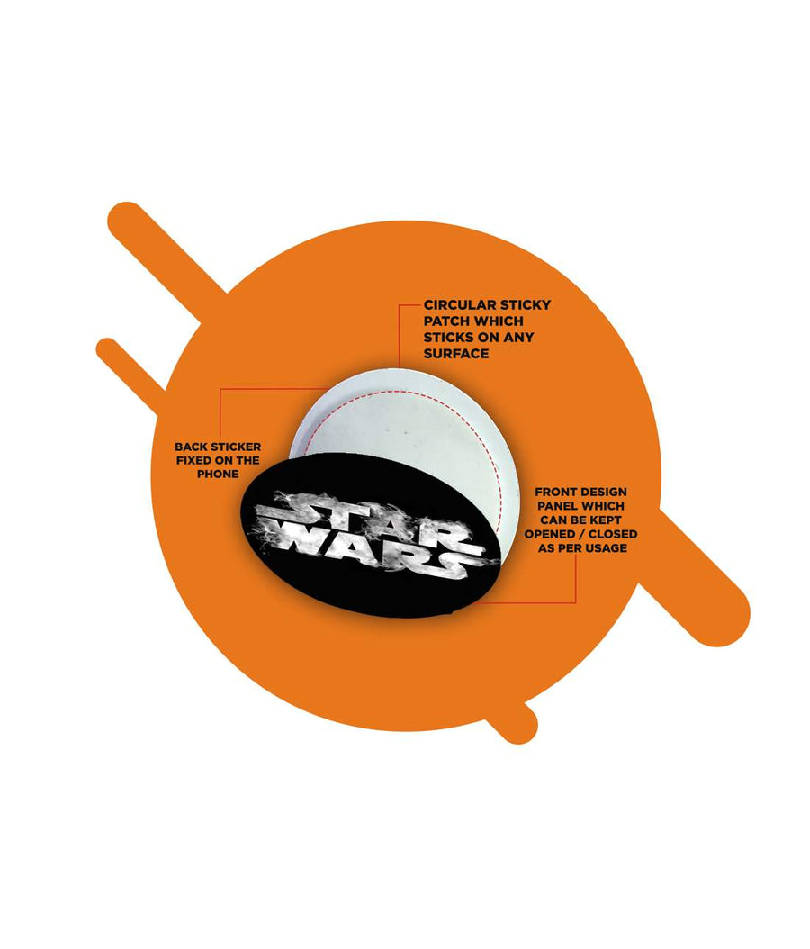 Burn Star Wars - Macmerise Sticky Pad