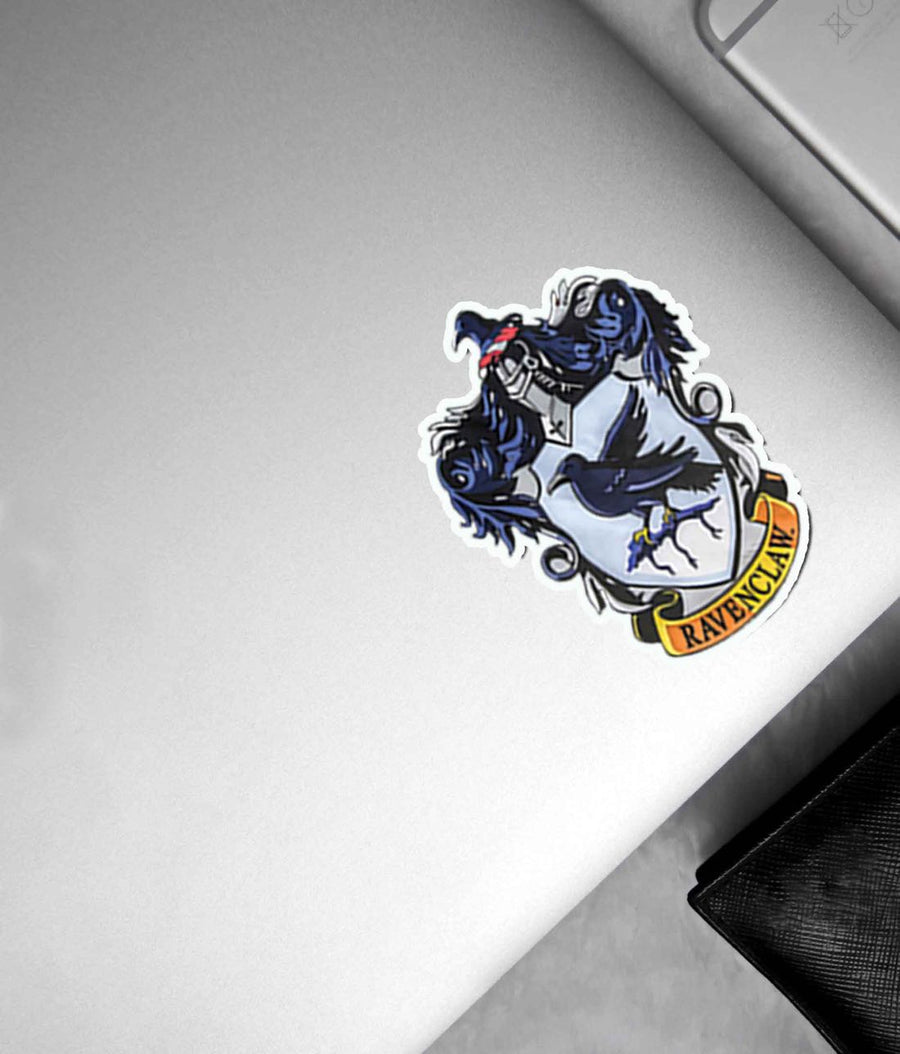 Crest Ravenclaw - Stickon Small