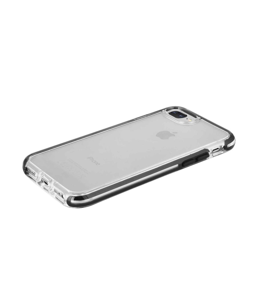 Crystal Clear - Extreme Case for iPhone 7 Plus