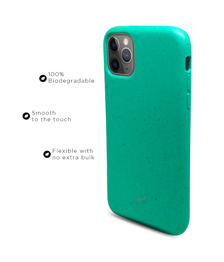 Mint Green - Eco-ver for iPhone 11 Pro Max