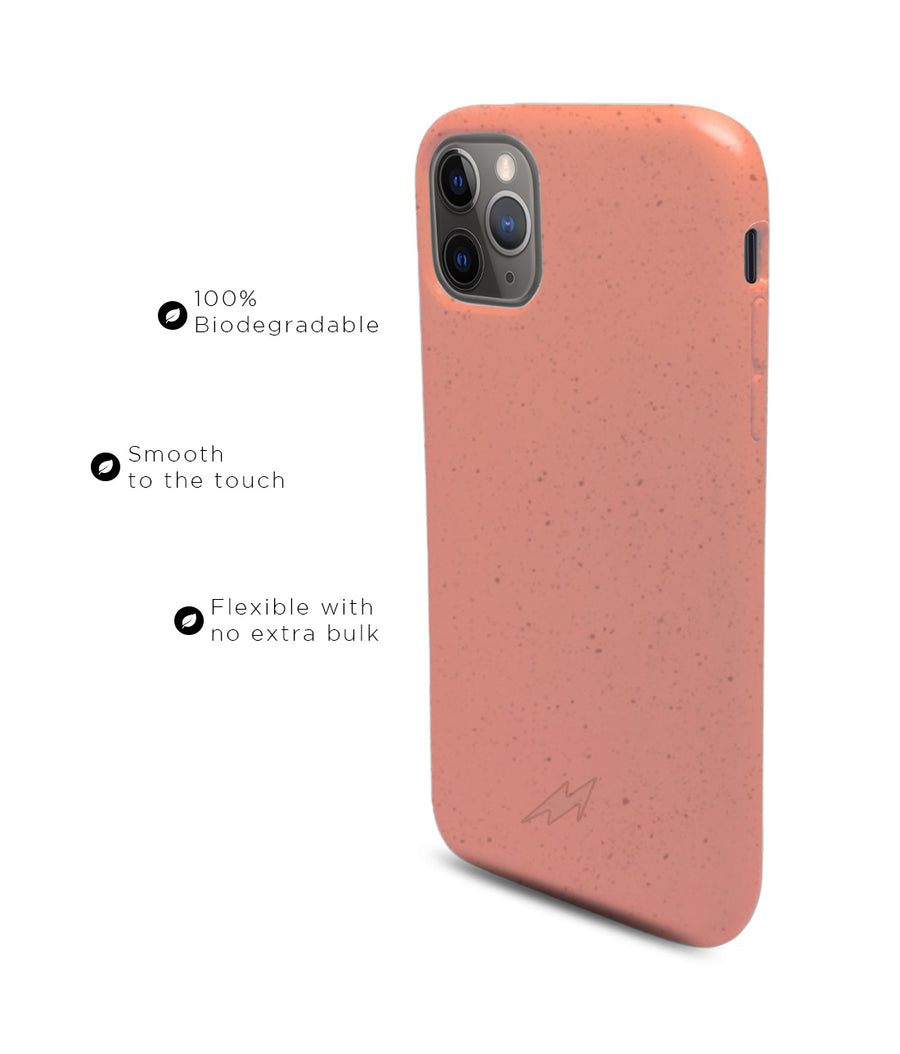 Blush Pink - Eco-ver for iPhone 11 Pro