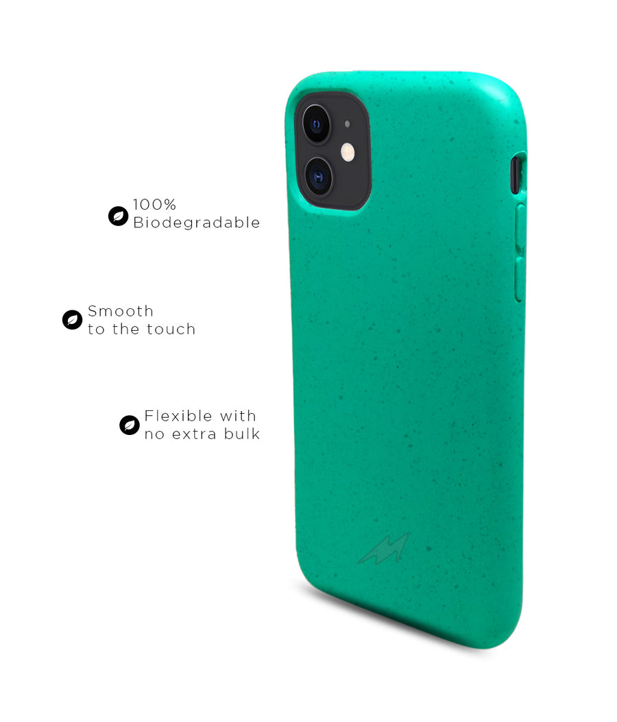 Mint Green - Eco-ver for iPhone 11