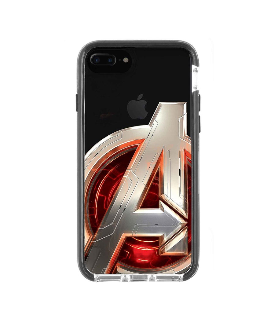 Avengers Version 2 - Extreme Case for iPhone 7 Plus