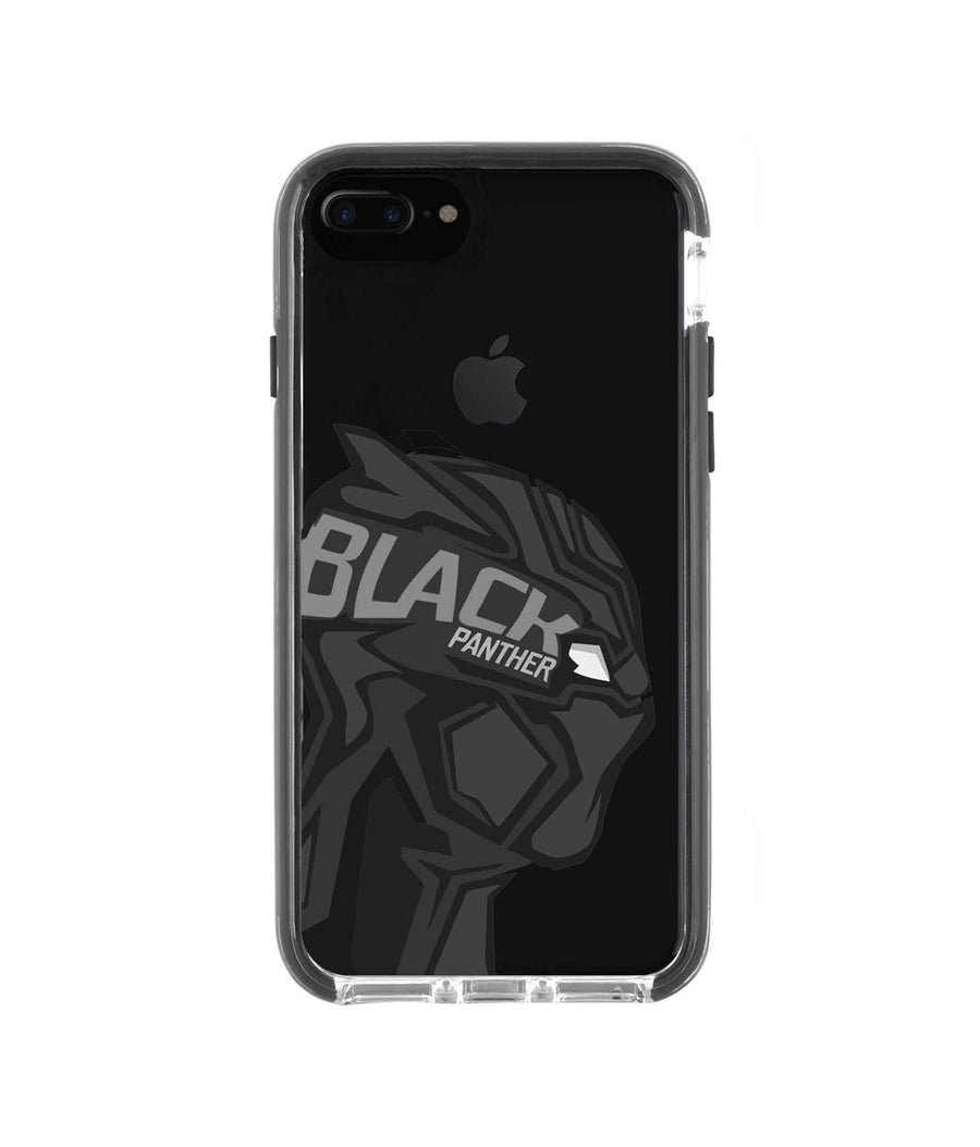 Black Panther Art - Extreme Case for iPhone 7 Plus