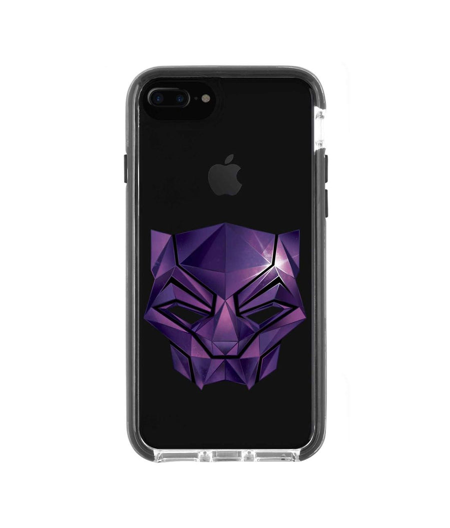 Black Panther Logo - Extreme Case for iPhone 7 Plus