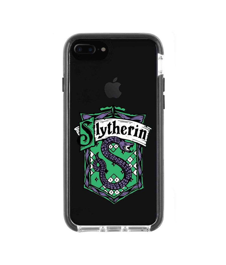 Crest Slytherin - Extreme Case for iPhone 7 Plus