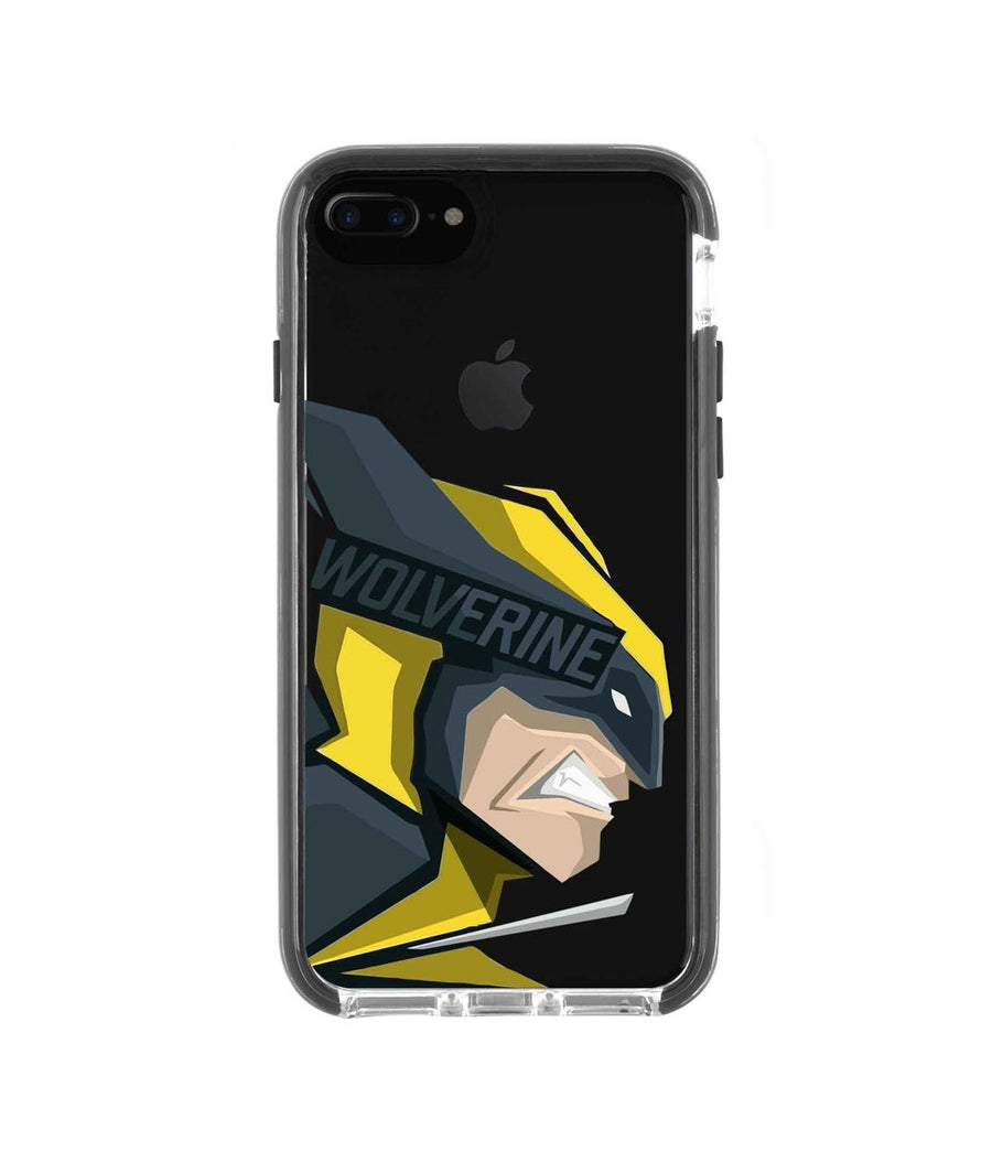 Dont Mess with Wolverine - Extreme Case for iPhone 7 Plus