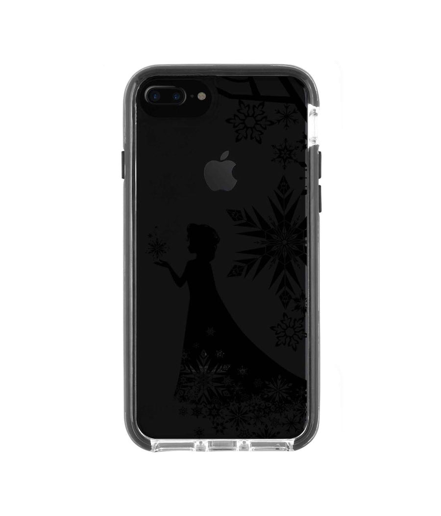 Elsa Silhouette - Extreme Case for iPhone 7 Plus