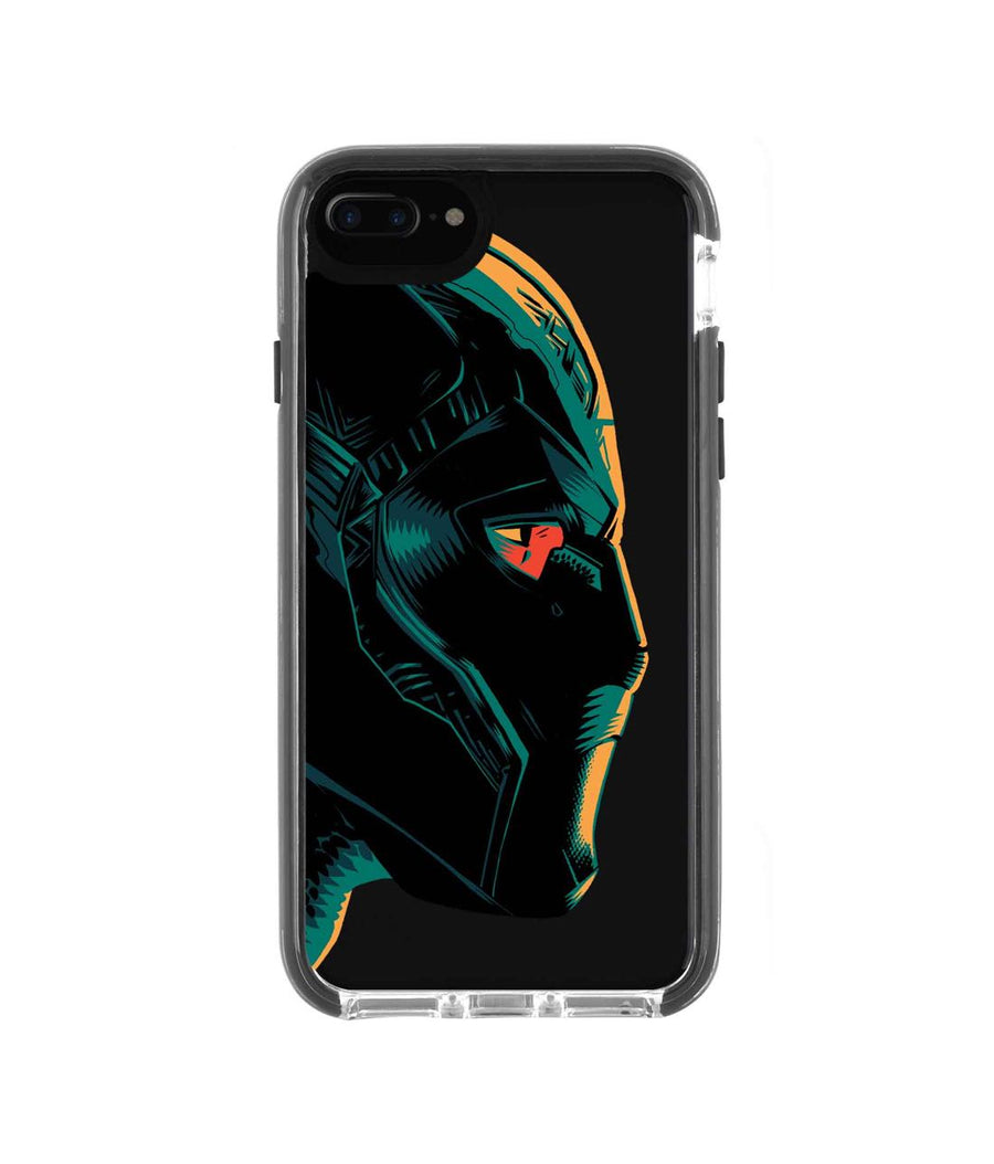 Illuminated Black Panther - Extreme Case for iPhone 7 Plus