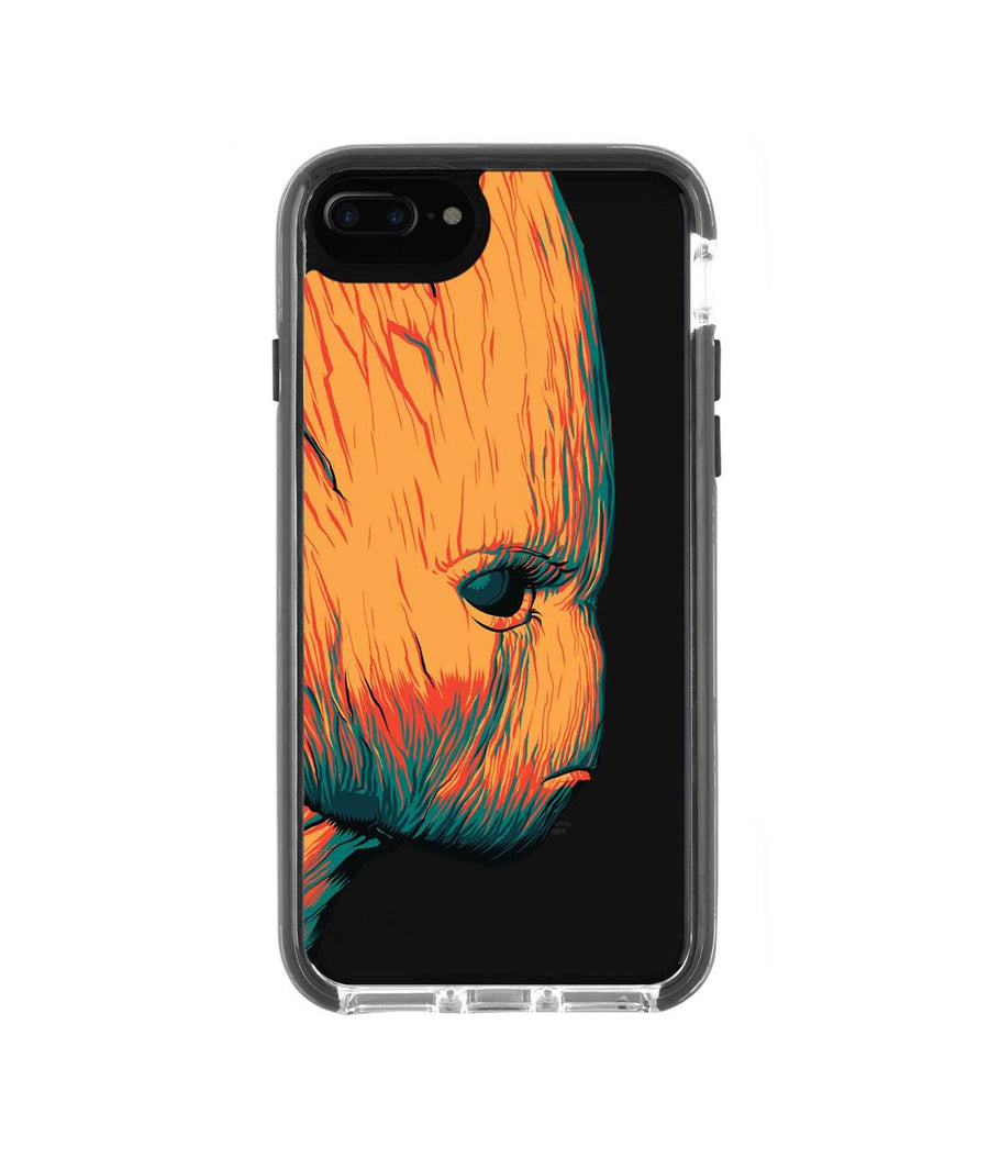 Illuminated Groot - Extreme Case for iPhone 7 Plus