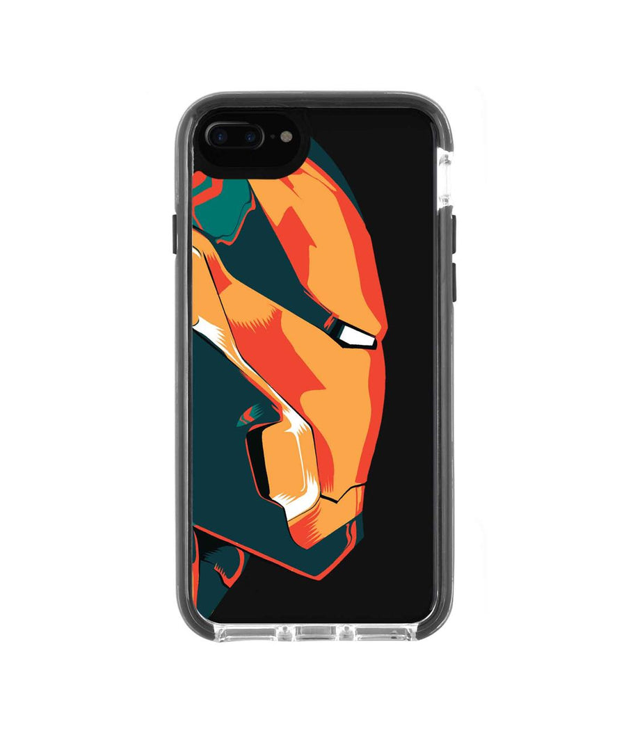 Illuminated Ironman - Extreme Case for iPhone 7 Plus