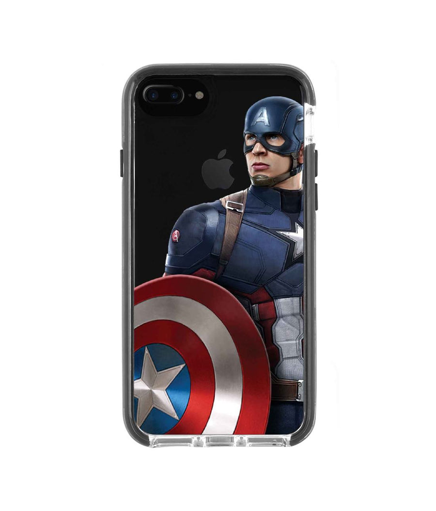 Team Blue Captain - Extreme Case for iPhone 7 Plus