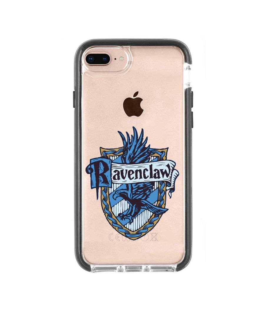 Crest Ravenclaw - Extreme Case for iPhone 8 Plus