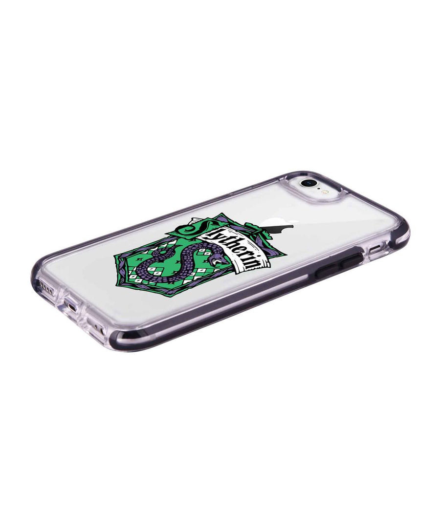 Crest Slytherin - Extreme Case for iPhone 8
