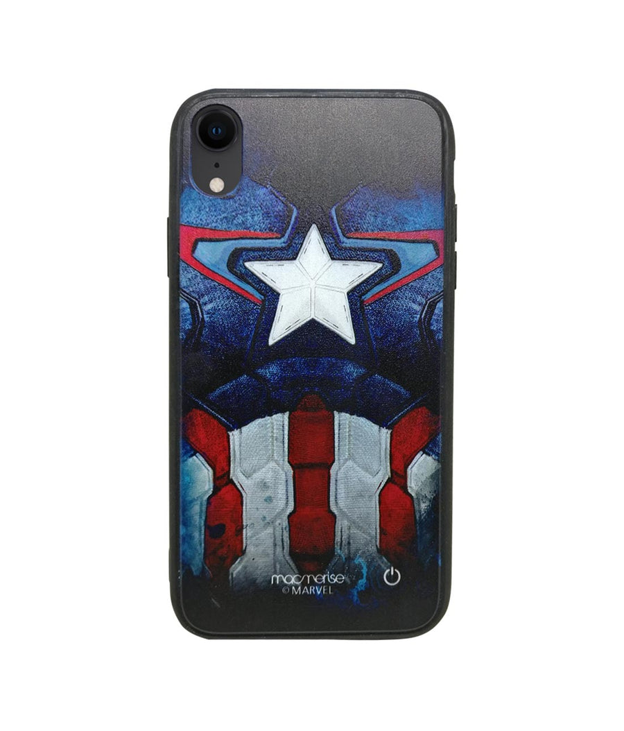 Cap Am Suit - Lumous LED Case for iPhone XR