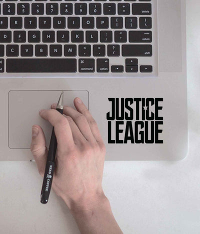 Justice League Logo - Stickon Small