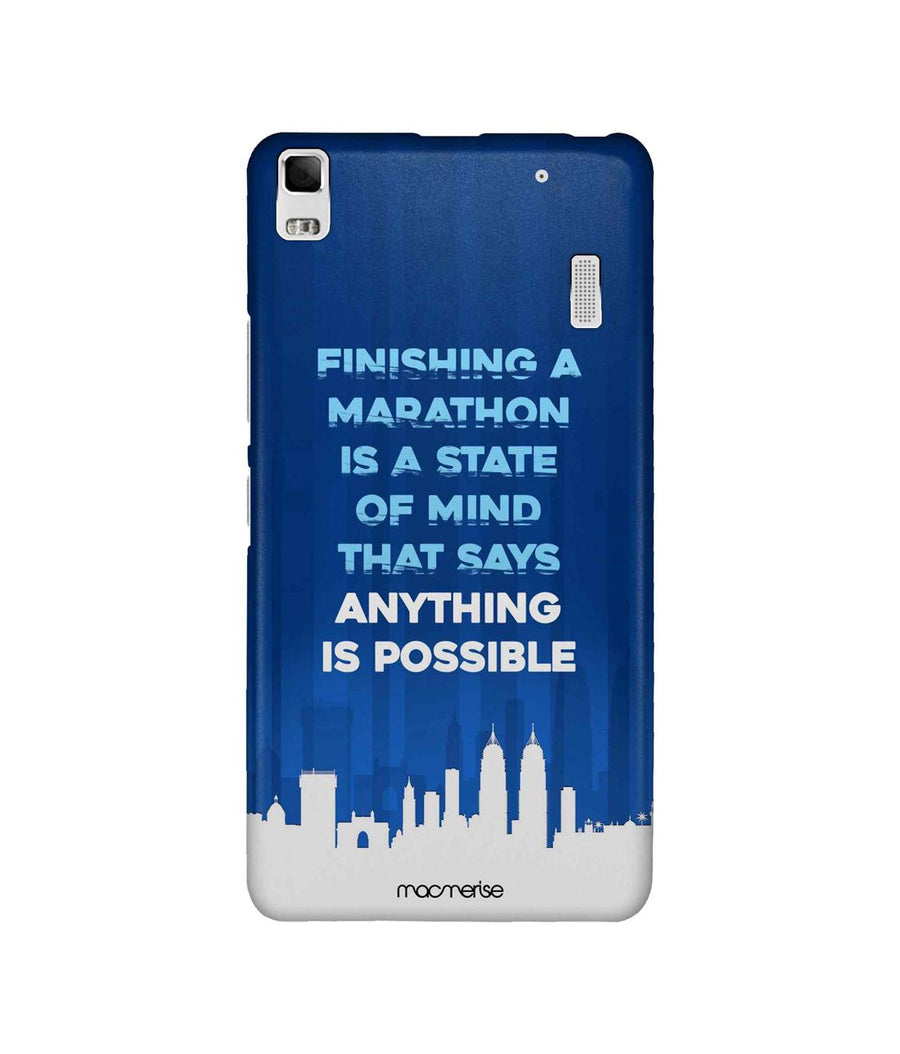 Anything Is Possible - Sublime Case for Lenovo A7000