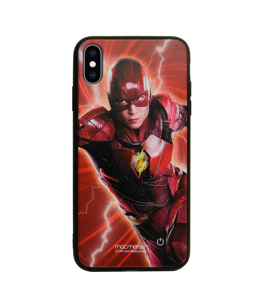 Lightspeed Flash - Lumous LED Case for iPhone XS Max