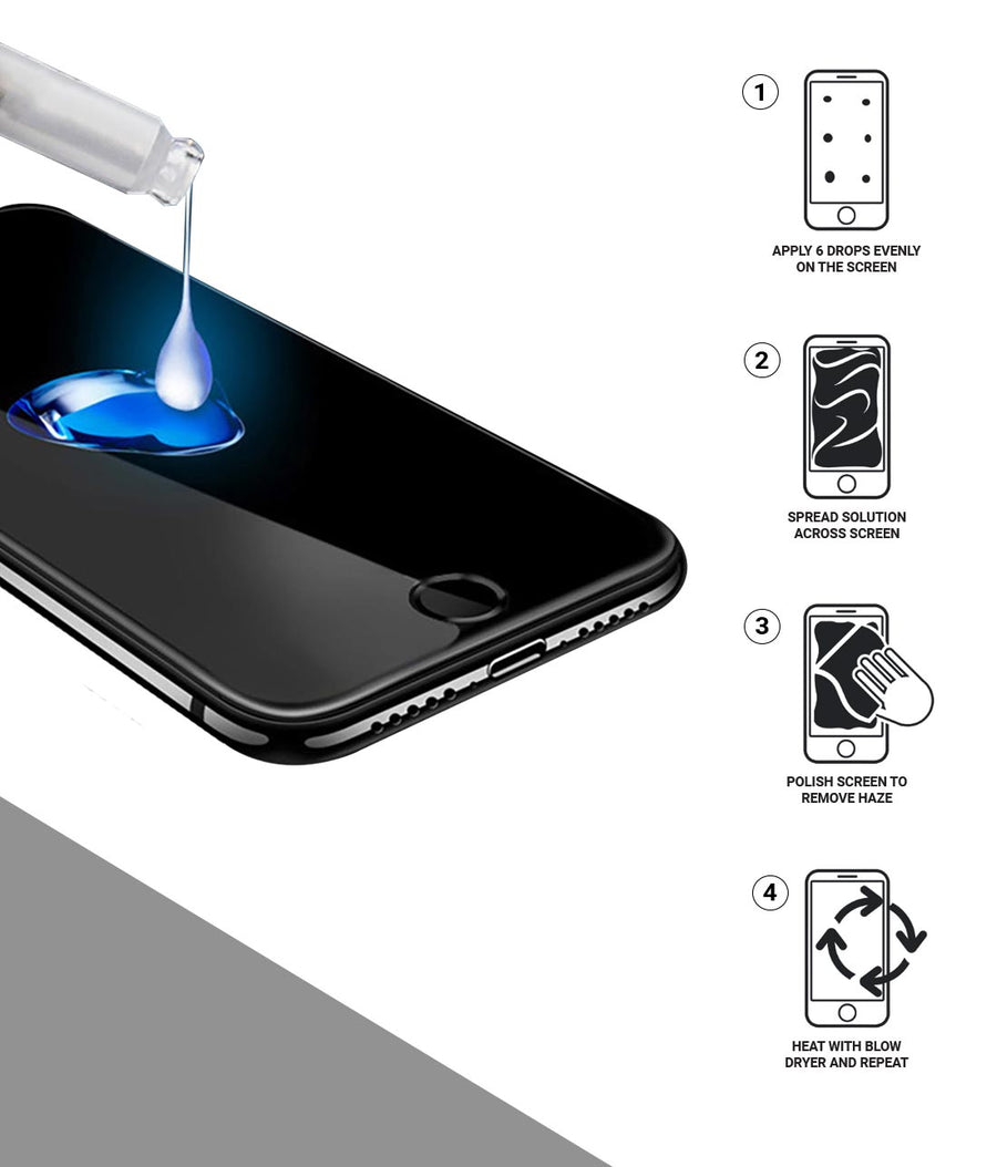 Liquid Screen Protector - Macmerise Xscreen
