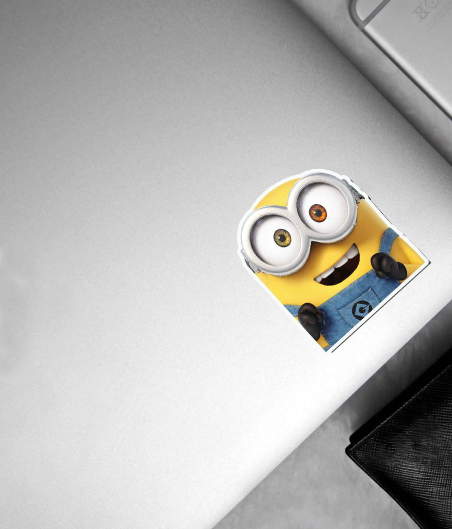 Minions Eye Pop - Stickon Small