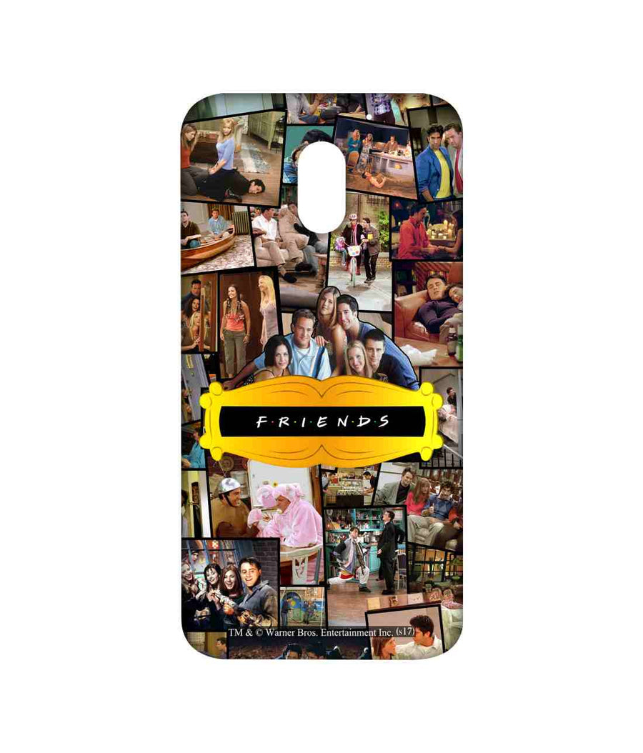 Friends Collage - Sublime Case for Moto E3 Power