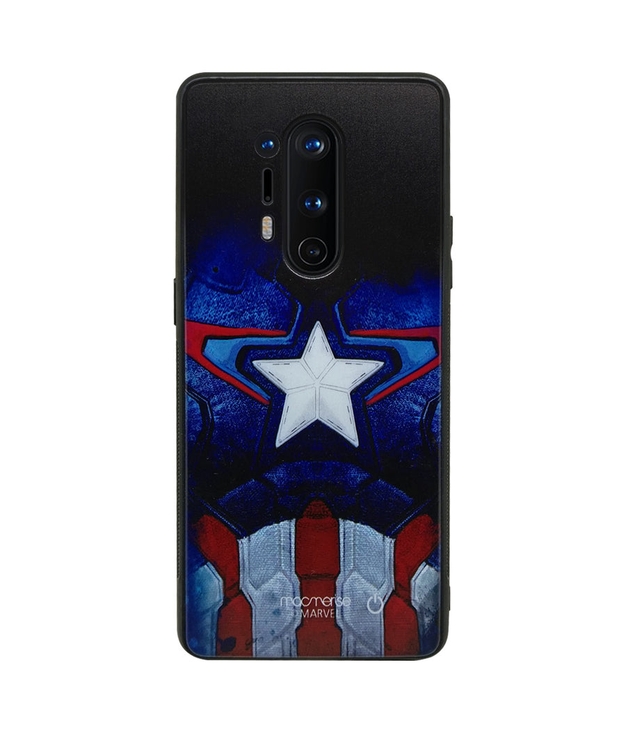 Cap Am Suit - Lumous LED Case for OnePlus 8 Pro