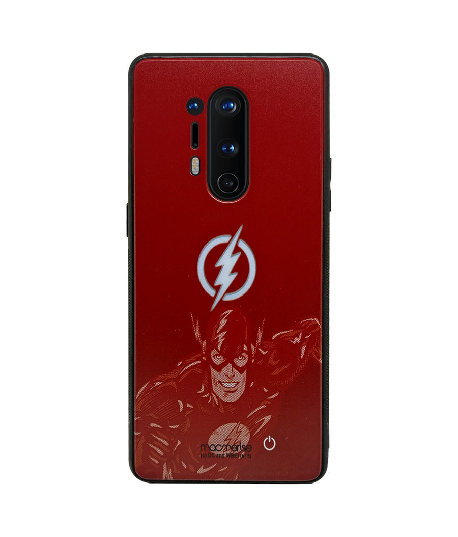 Fierce Flash Attack - Lumous LED Case for OnePlus 8 Pro