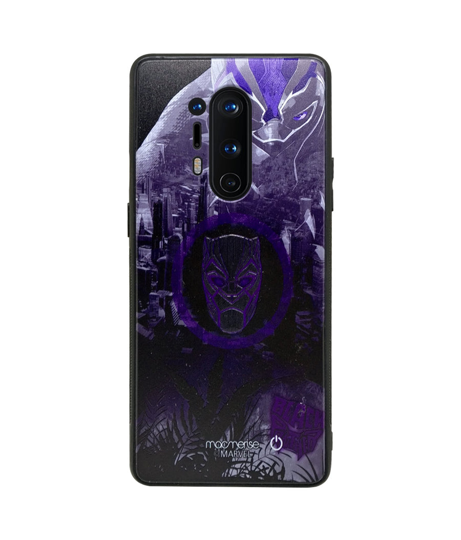 King of Wakanda - Lumous LED Case for OnePlus 8 Pro