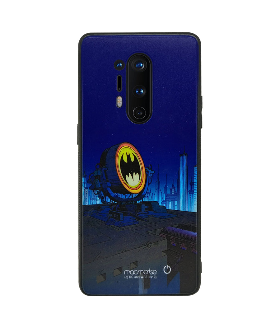 Light up Bat - Lumous LED Case for OnePlus 8 Pro