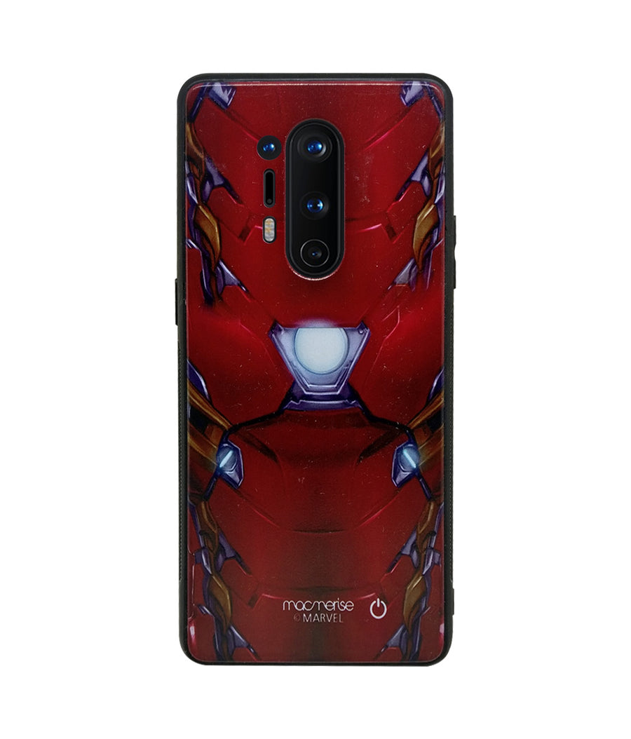 Suit up Ironman - Lumous LED Case for OnePlus 8 Pro