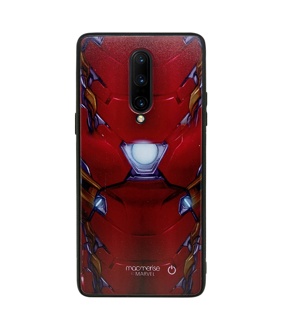 Suit up Ironman - Lumous LED Case for OnePlus 8