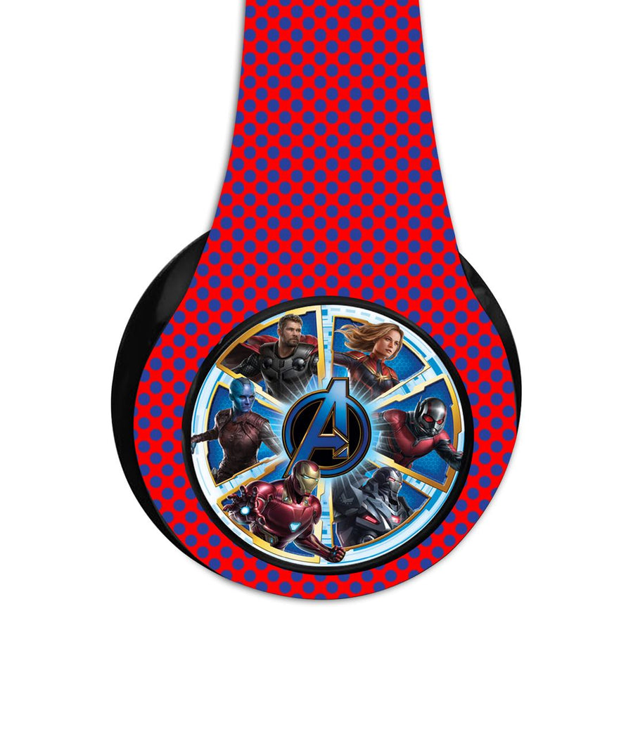 Avengers Endgame Ensemble - Decibel Wireless On Ear Headphones