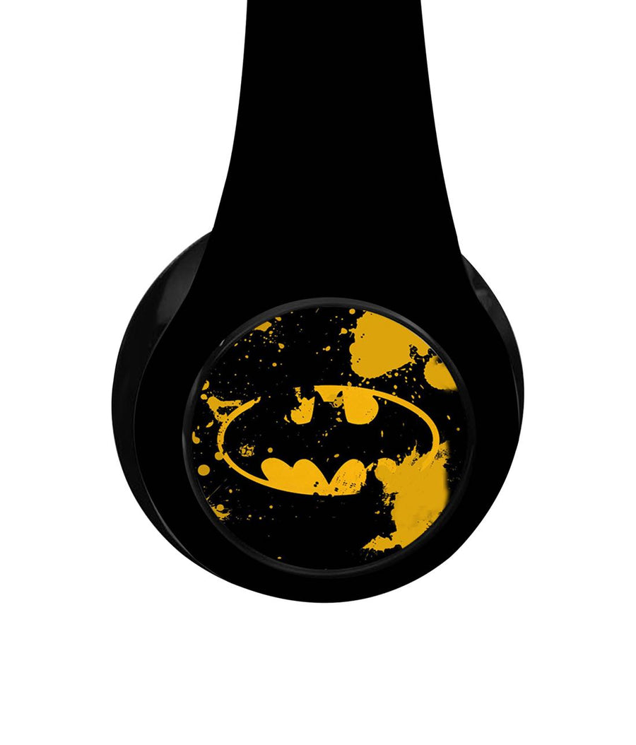 Batman Classic - Decibel Wireless On Ear Headphones