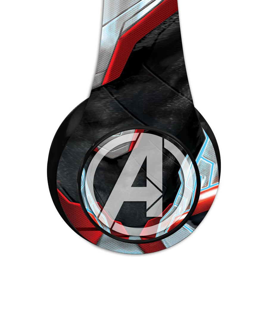 Endgame Suit Avengers - Decibel Wireless On Ear Headphones