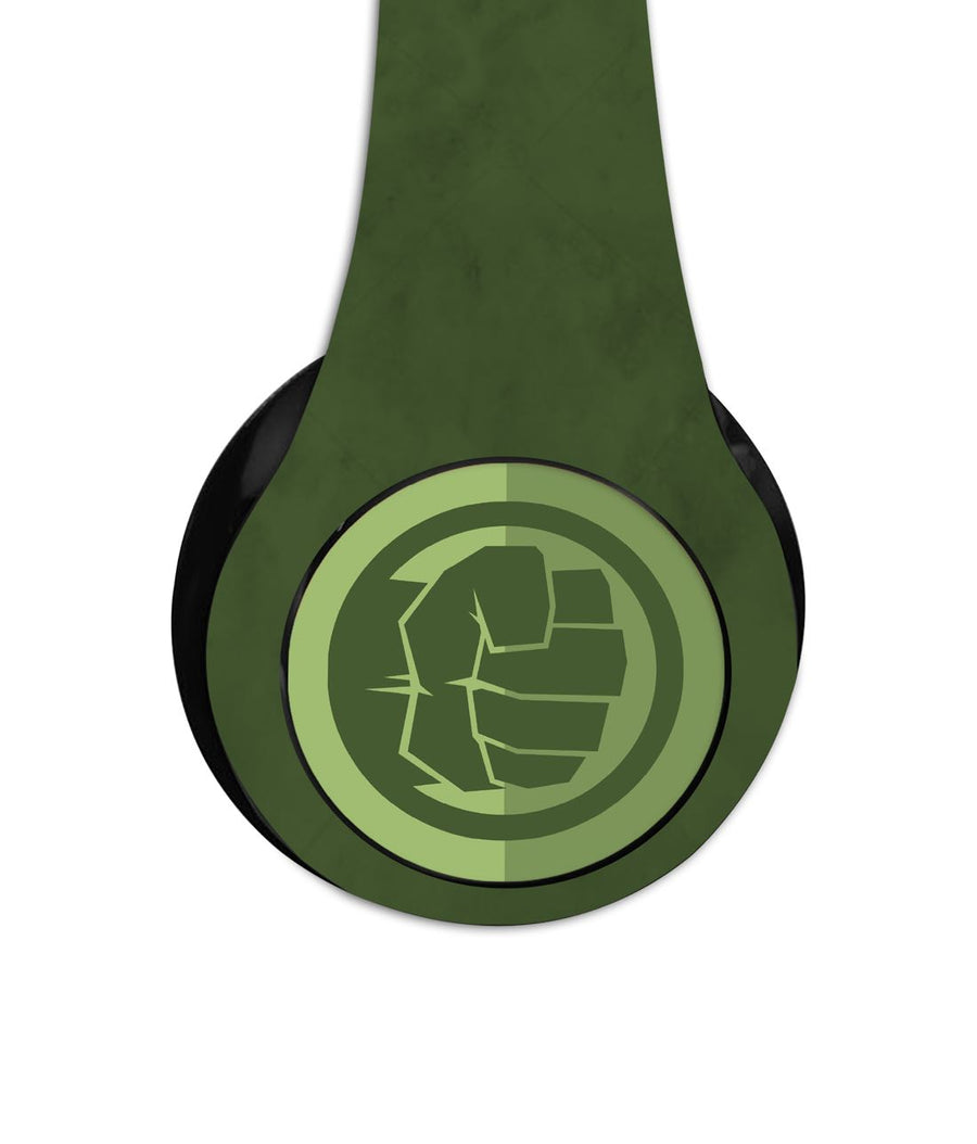 Iconic Hulk - Decibel Wireless On Ear Headphones