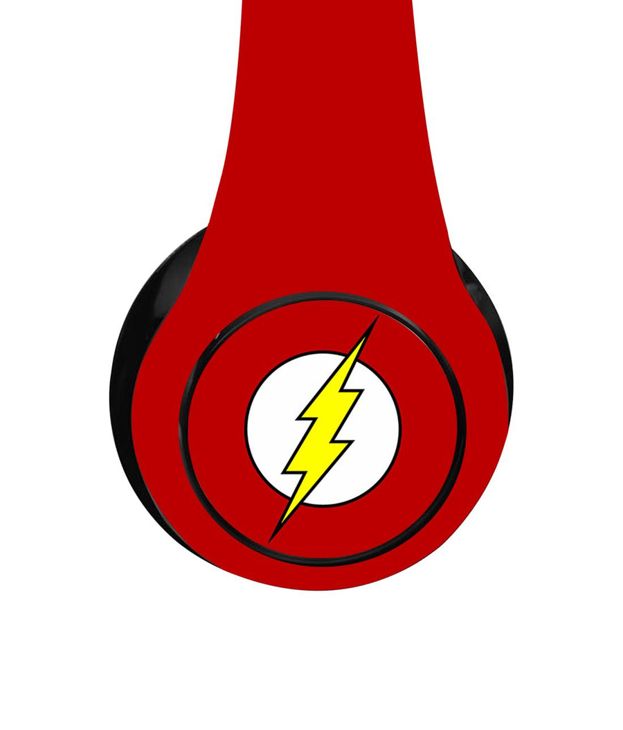Logo Flash - Decibel Wireless On Ear Headphones