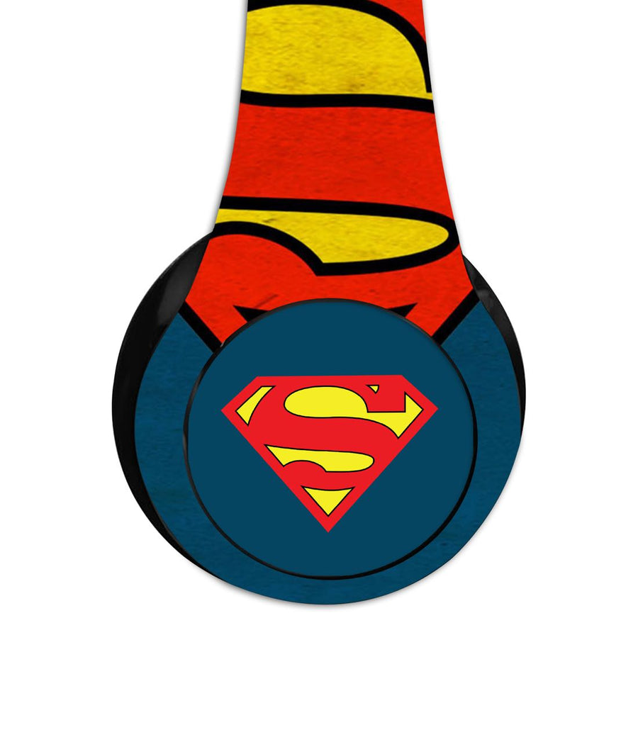 Overload Superman - Decibel Wireless On Ear Headphones
