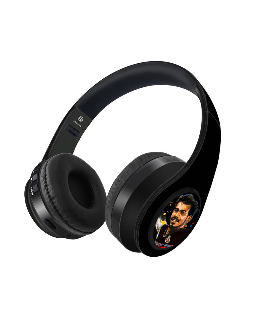 Splash Illustration  Chahal - Decibel Wireless On Ear Headphones
