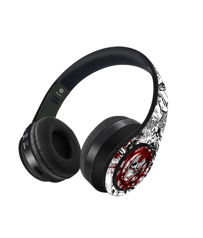 Splash Out Ironman - Decibel Wireless On Ear Headphones