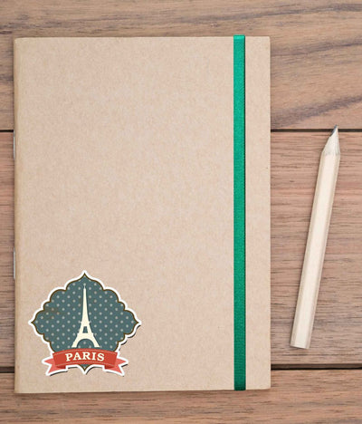 Stamp Paris - Stickon Small