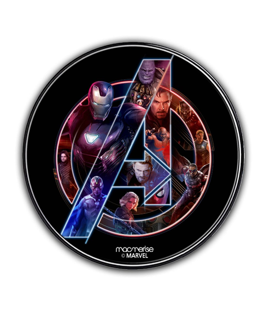 Avengers Infinity World - Qi Compatible Pro Wireless Charger
