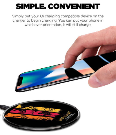 Baahubali Sigil - Qi Compatible Pro Wireless Charger