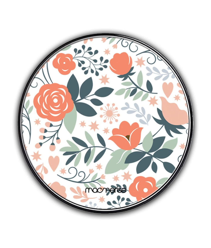 Flower Power - Qi Compatible Pro Wireless Charger